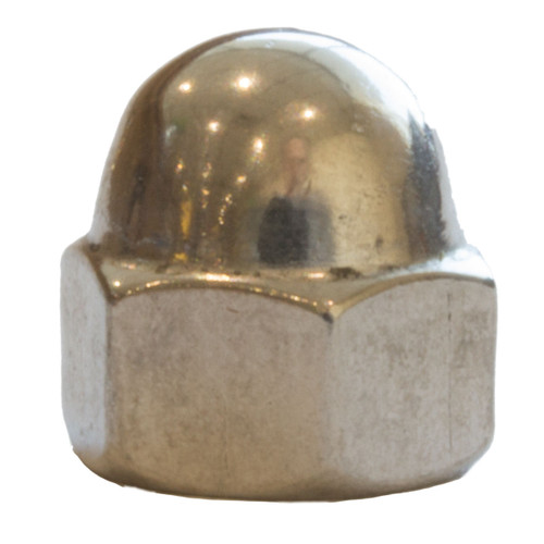 UNC Dome Nut Stainless
