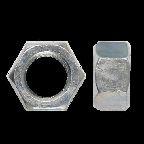 Std Hex Nut Grade 8 Zinc 7/16 - 14 UNC