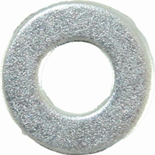 Flat round washer zinc plated