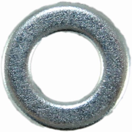 Flat Washer Zinc 1/4 x 1/2 OD x 18G. Qty: 200