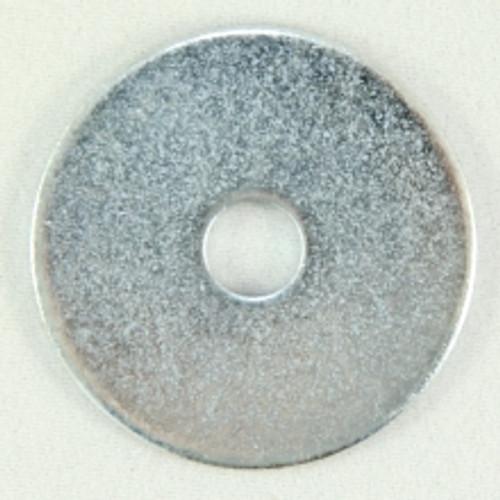 Flat Washer Zinc 1/4 x 1 1/4 OD x 16G. Qty: 200