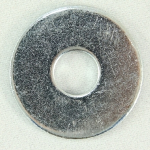 Flat Washer Zinc 5/16 x 1 OD x 16G. Qty: 1