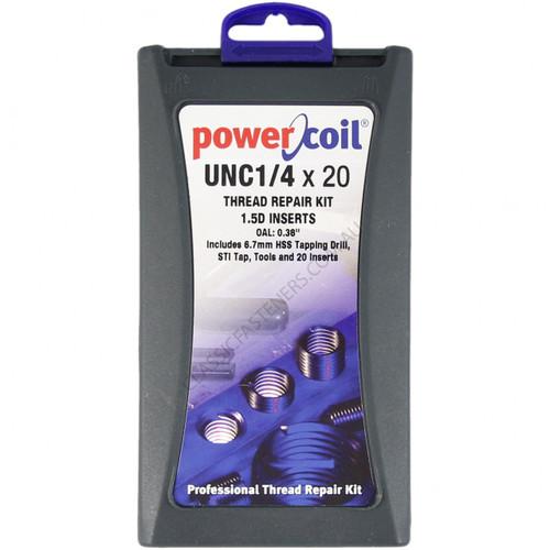 1/4 UNC Power Coil Kit