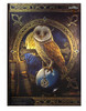 Owl Spell Keeper Spell Book / Journal 15x20cm Lisa Parker