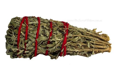 Sage & Cedar smudge stick