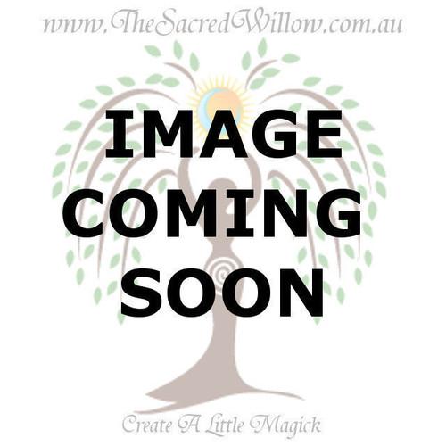Moss Agate Tumbled Stone 15-25mm
