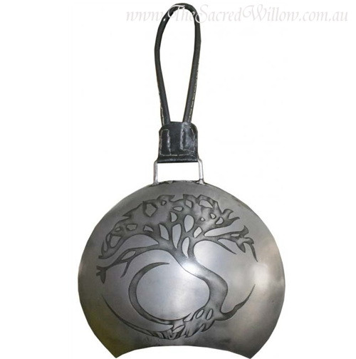 Tree of Life Clearing Bell Large 27cm