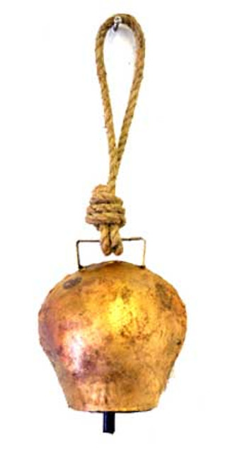 """Harmony Altar Bell With Rope  4.5 """""""