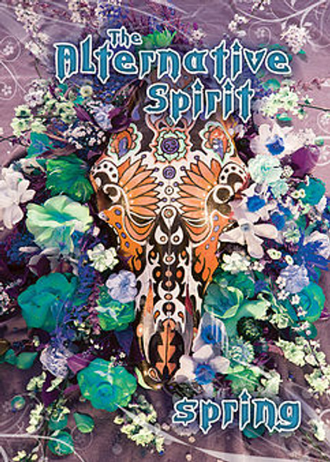 The Alternative Spirit Magazine Winter 2017 Australian Hardcopy