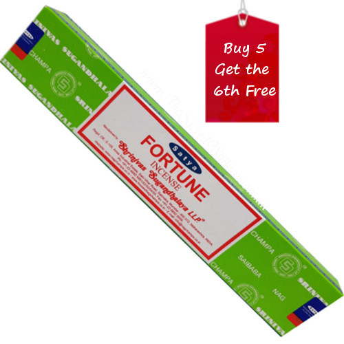 Satya Fortune Incense Sticks 15g