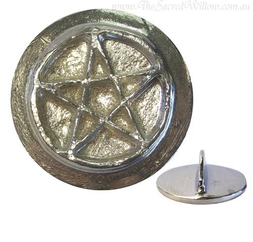 Pentagram Cookie Stamp 3.5cm