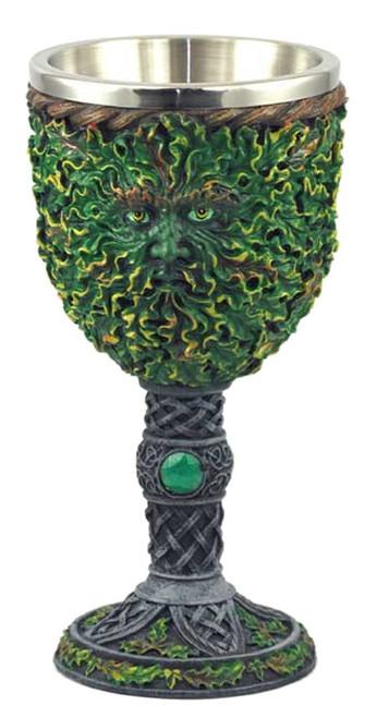 Greenman Chalice 19cm