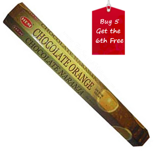 Chocolate Hem Incense