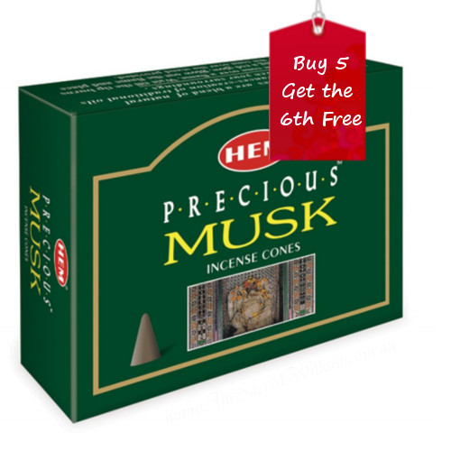 Musk Hem Incense