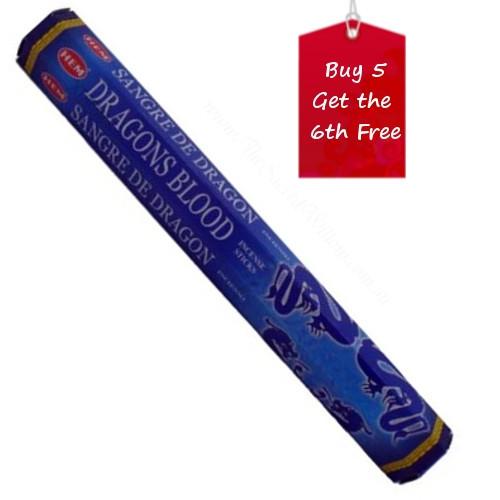 Blue Dragons Blood Hem Incense