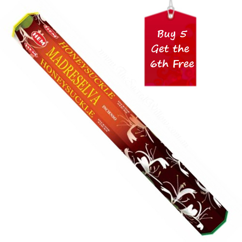 Honeysuckle Hem Incense