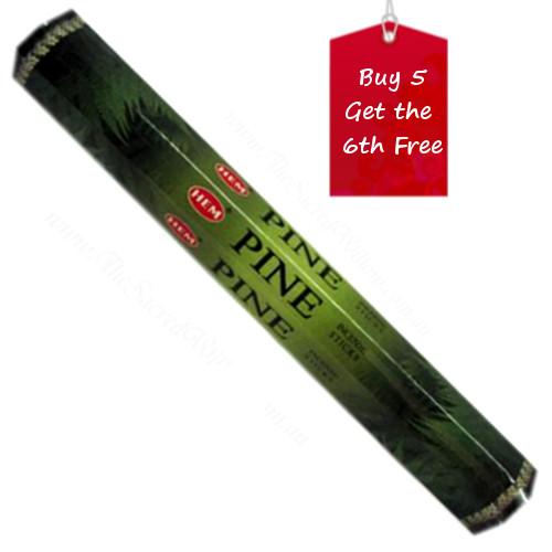 Pine Hem Incense