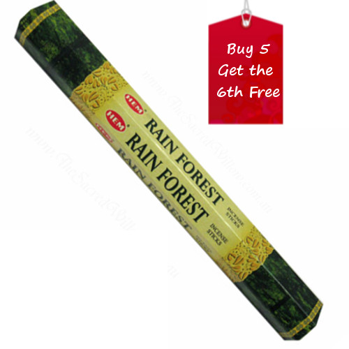 Rainforest Hem Incense