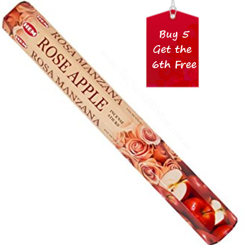 Rose Apple Hem Incense