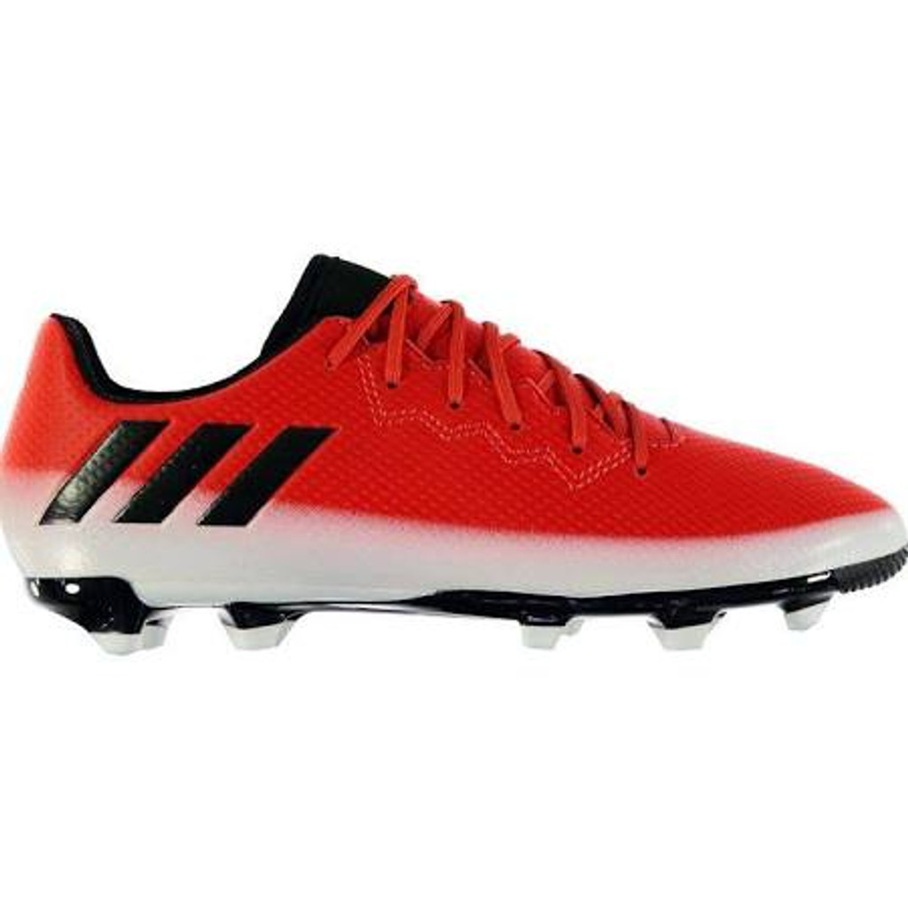 Adidas Youth Messi 16.3 FG Soccer Shoes   BA9148