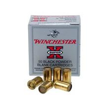 Winchester .32 Caliber Black Powder Blanks 50/Box