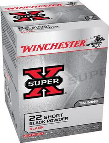 Winchester .22 Caliber Short Blanks 50/box