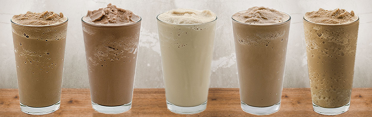 Shivery Shake Frappe Mixes