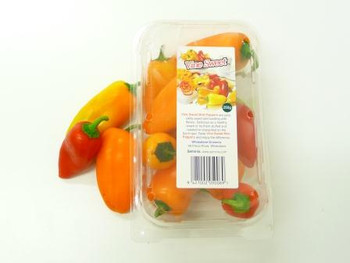 Vine Sweet Pepper per punnet