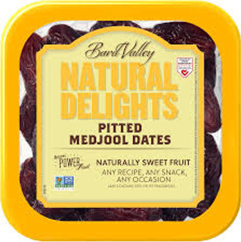 Natural Delights Pitted Dates - per 340g