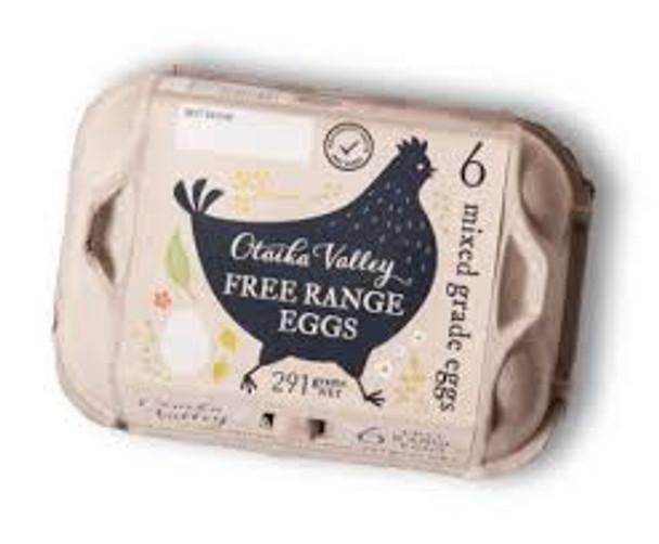 Eggs - Free Range - Half Dozen