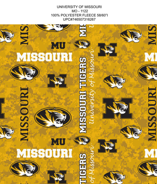 University Of Missouri Fabric Store University Of