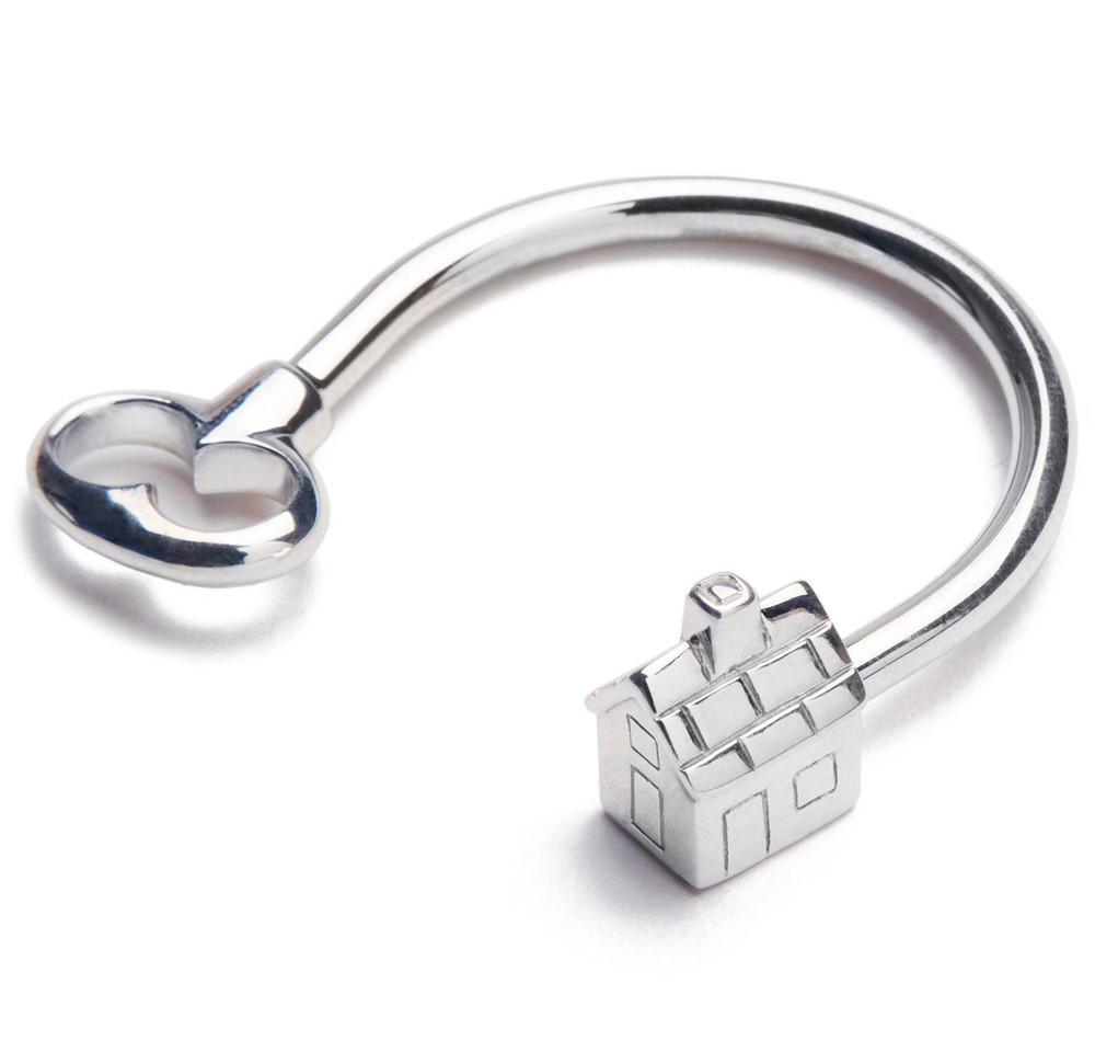 Sterling house key ring sir jack 39 s for Sterling house