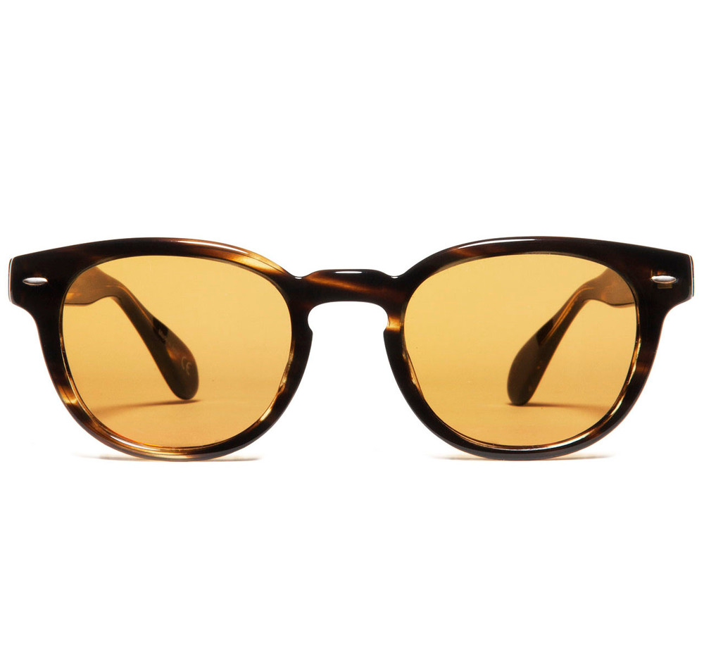Oliver Peoples Sheldrake Cocobolo with Champagne Photochromic ...