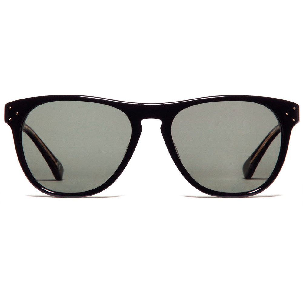 Oliver Peoples Daddy B Black with G15 Polar Glass | SIR JACK\'S