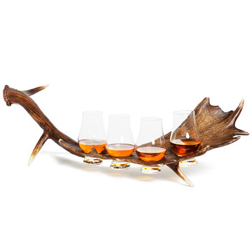 Stag Horn Whiskey Flight