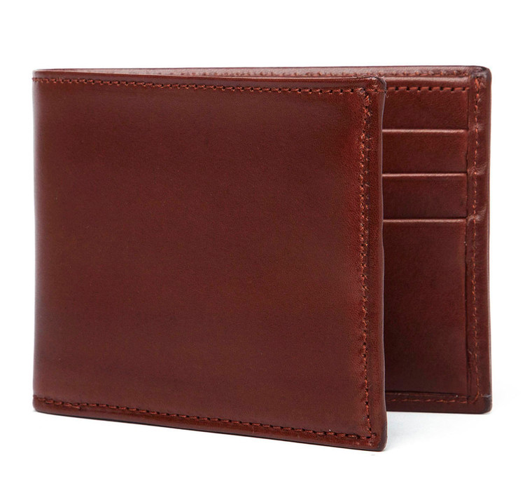 Nut Brown Bridle Bifold Wallet