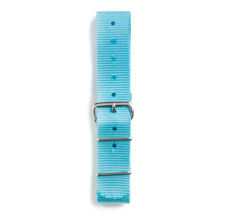 Smart Turnout Sky Blue Watch Strap