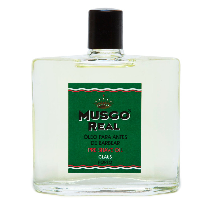 Musgo Real Pre Shave Oil Classic Scent