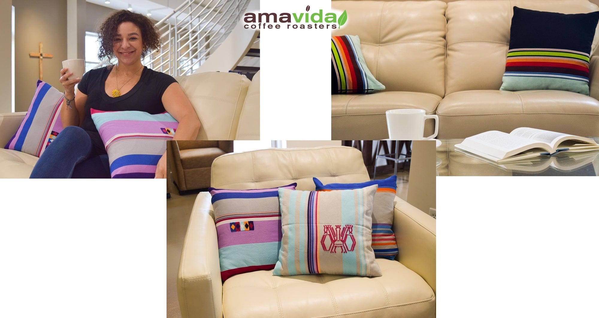 fair-trade-pillow-collage-at-amavida-coffee-in-florida.jpg