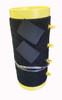 "TT-7 Salt Water Leader/Cable Tamer 4"" Diameter Holds 4 Leaders Two Colors"