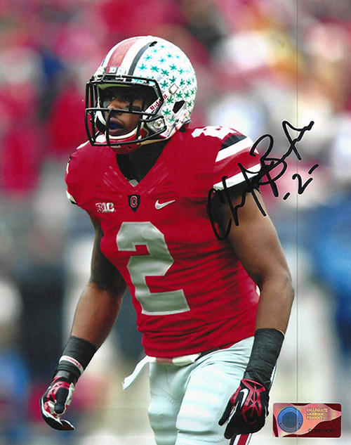 Christian Bryant OSU 8-1 8x10 Autographed Photo - Certified Authentic