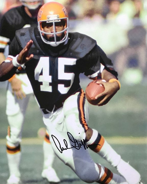 Archie Griffin Bengals 16-1 Signed 16x20 Photo