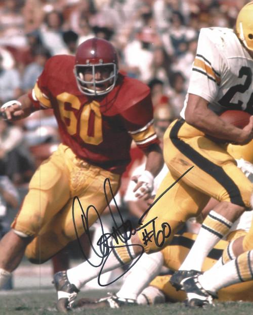 Clay Matthews USC Signed 8x10 Photo