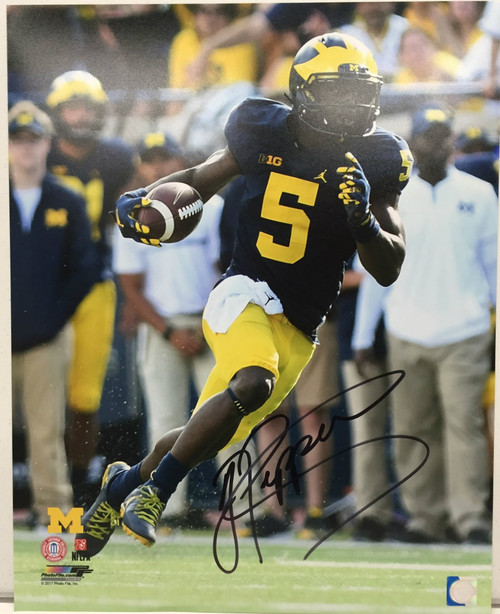 Jabrill Peppers Michigan 16-3