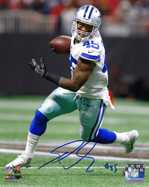 Rod Smith Cowboys 8-1 8x10 Autographed Photo - Certified Authentic