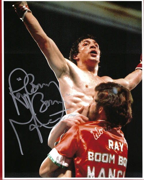 Ray Boom Boom Mancini 8-1 8x10 Photo - CertifiedAuthentic