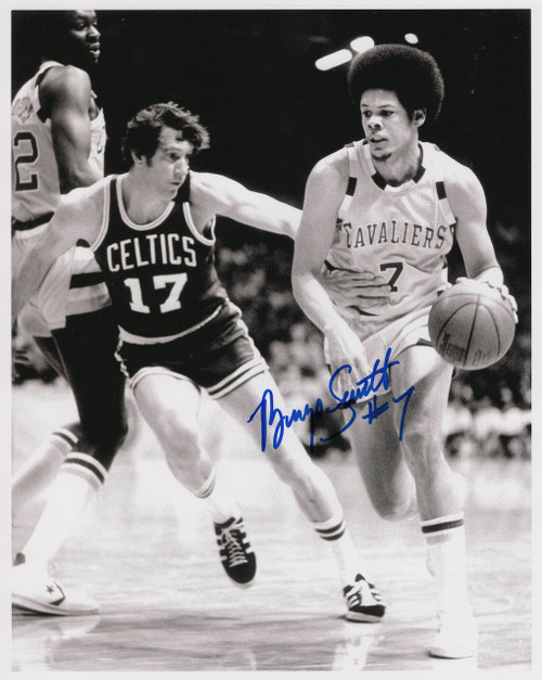 Bingo Smith Cleveland Cavaliers 8-1 8x10 Autographed Photo - Certified Authentic