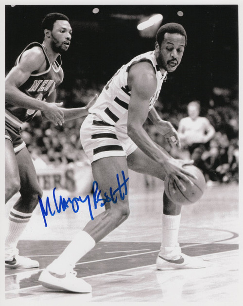 Campy Russell Cleveland Cavaliers 8-1 8x10 Autographed Photo - Certified Authentic