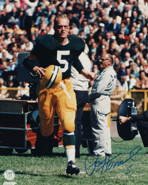 Paul Hornung Green Bay Packers 8-2 8x10 Autographed Photo - Certified Authentic