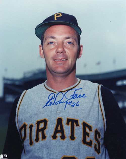 Elroy Face Pittsburgh Pirates 8-1 8x10 Autographed Photo - Certified Authentic